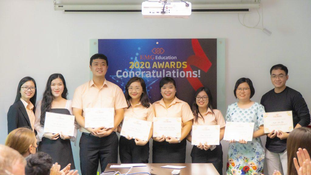 2020 EMG's Awards