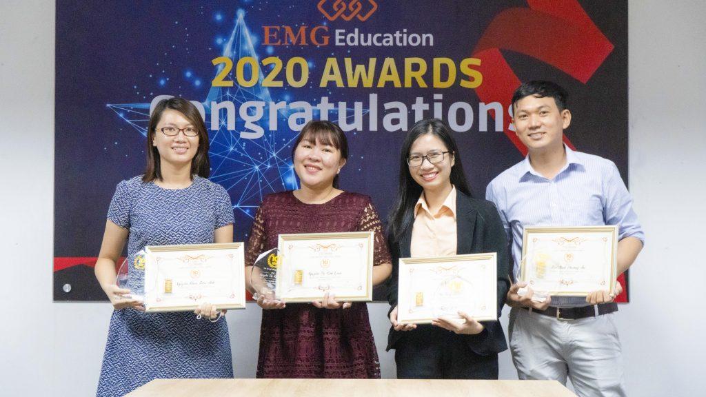 2020 EMG Award's 10th year member